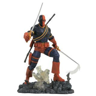 Estatua Deathstroke Dc Comics 25cm-