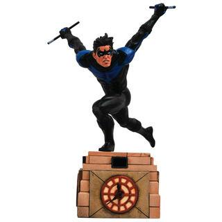 Estatua Diorama Nightwing Dc Comics 23cm-