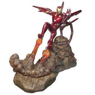 Estatua Resina Iron Man Mk50 Vengadores Infinity War Marvel 30cm-