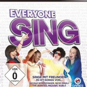 Everyone Sing-Sony Playstation 3