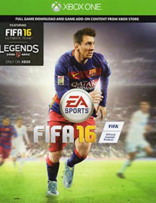 FIFA 16-Microsoft Xbox One