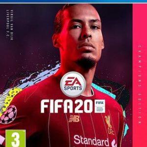 FIFA 20 Champions Edition-Sony Playstation 4