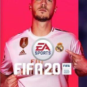 FIFA 20 (Legacy Edition)-Nintendo Switch