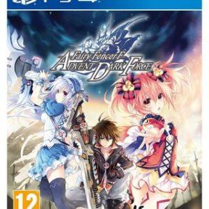 Fairy Fencer F: Advent Dark Force-Sony Playstation 4