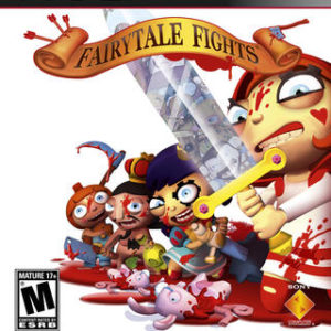 Fairytale Fights-Sony Playstation 3