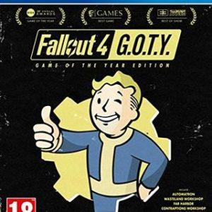 Fallout 4 GOTY-Sony Playstation 4