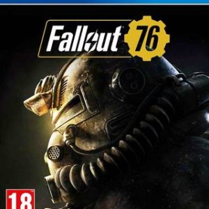 Fallout 76-Sony Playstation 4