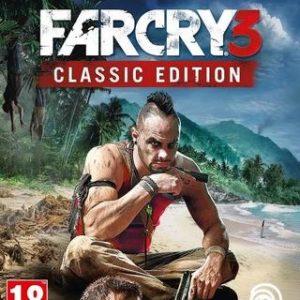 Far Cry 3 Classic Edition-Microsoft Xbox One