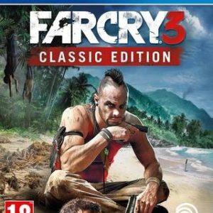 Far Cry 3 Classic Edition-Sony Playstation 4