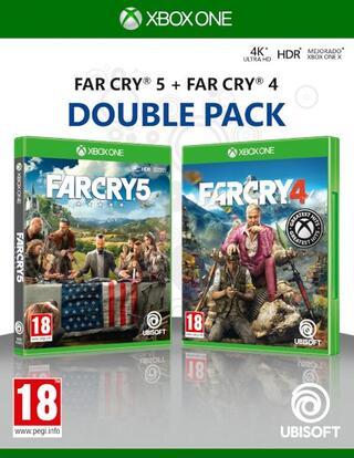 Far Cry 4 + Far Cry 5-Microsoft Xbox One