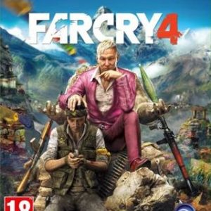 Far Cry 4-Microsoft Xbox One