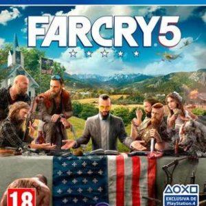 Far Cry 5-Sony Playstation 4