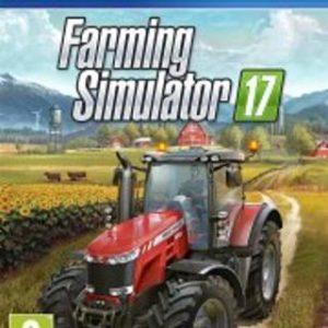 Farming Simulator 17-Sony Playstation 4