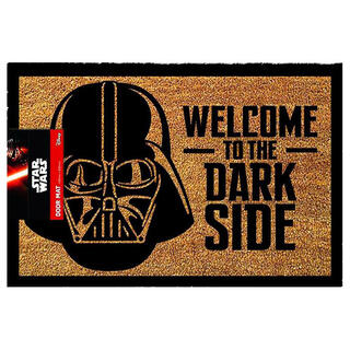 Felpudo Darth Vader Welcome To The Dark Side Star Wars-