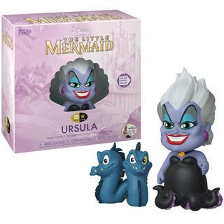 Figura 5 Star Disney la Sirenita Ursula-
