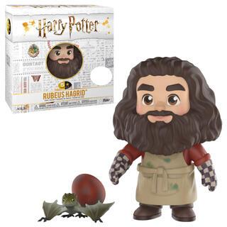Figura 5 Star Harry Potter Hagrid Vinyl Exclusive-