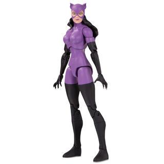 Figura Accion Catwoman Knightfall Dc Comics 18cm-