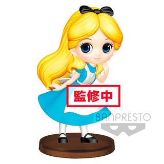 Figura Alice In Wonderland Disney Q Posket 7cm-