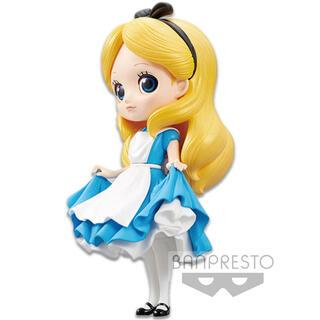 Figura Alicia en el Pais de las Maravillas Disney Q Posket 14cm-