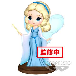 Figura Blue Fairy Pinocho Disney Q Posket 7cm-