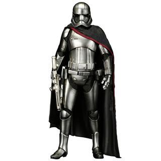 Figura Capitan Phasma Star Wars Artfx+ 20cm-