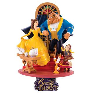 Figura D-stage la Bella y la Bestia Disney-