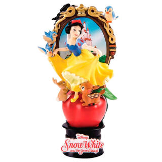 Figura Diorama Blancanieves Disney 15cm-