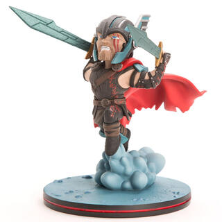 Figura Diorama Thor Ragnarok Marvel 12cm-