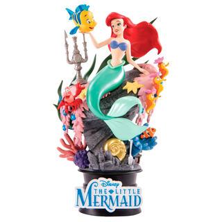 Figura Diorama la Sirenita Disney 15cm-