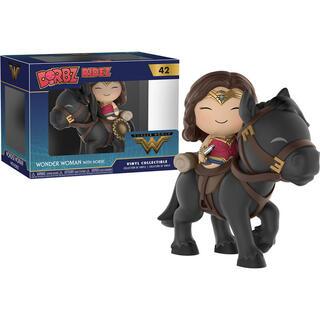 Figura Dorbz Ridez Dc Wonder Woman On Horse-