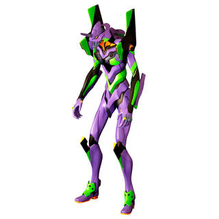 Figura Evangelion Unit 01 Evangelion 2.0 You Can Not Advance 20cm-