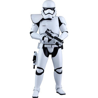 Figura First Order Stormtrooper Squad Leader Star Wars Sixth Scale 30cm-