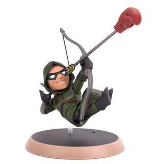 Figura Flecha Verde Arrow Dc Comics 10cm-