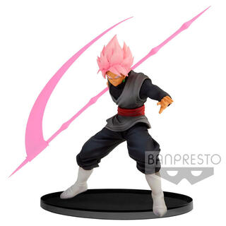 Figura Goku Black Super Saiyan Rose Dragon Ball Super Vol 9-