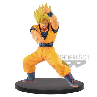 Figura Goku Super Saiyan Dragon Ball Super Chosen Shiretsuden Vol 1-