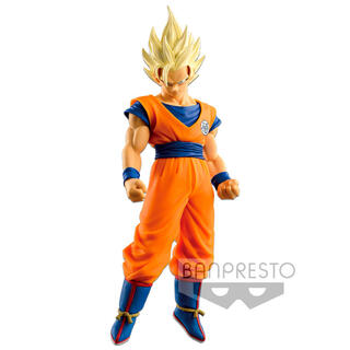 Figura Goku Super Saiyan Dragon Ball Z Colosseum 2-