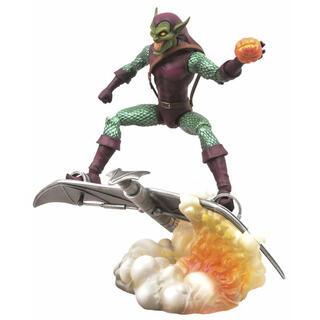Figura Green Goblin Marvel Diorama-