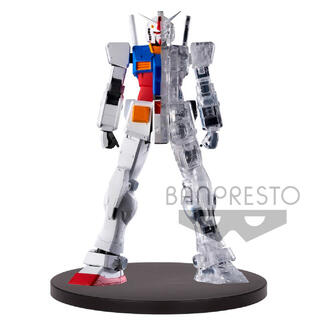 Figura Gundam Mobile Suit Internal Structure Rx 78 2 a-