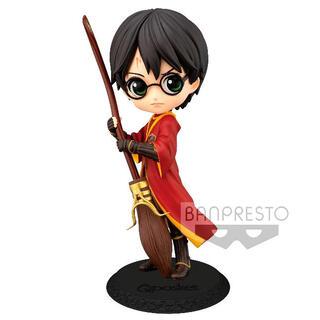 Figura Harry Quidditch Harry Potter Q Posket a 14cm-