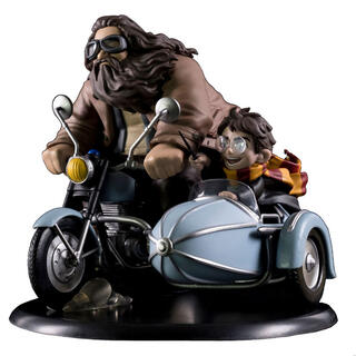 Figura Harry y Hagrid Harry Potter 18cm-