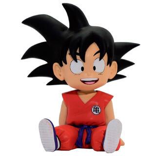 Figura Hucha Chibi Son Goku Dragon Ball 16cm-
