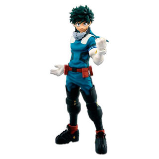 Figura Izuku Midoriya Fighting Heroes Feat Ones Justice My Hero Academia 24cm-
