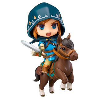Figura Nendoroid Link Deluxe Edition The Legend of Zelda Breath of The Wild 10cm-