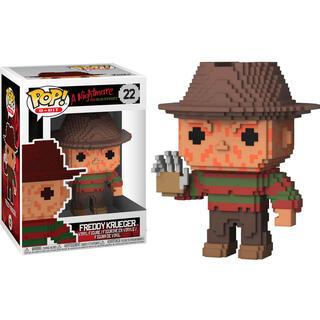 Figura Pop 8-bit Horror Freddy Krueger-