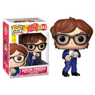 Figura Pop Austin Powers-