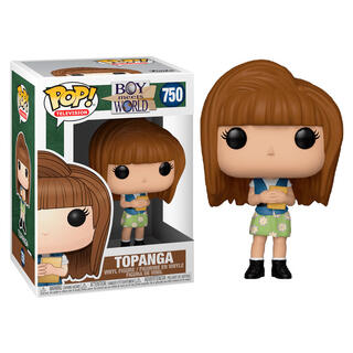 Figura Pop Boy Meets World Topanga-