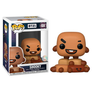 Figura Pop Bt21 Shooky-