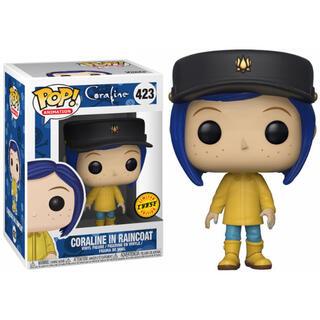 Figura Pop Coraline Raincoat Chase-