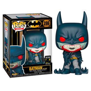 Figura Pop Dc Comics Batman 80th Red Rain 1991-
