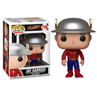 Figura Pop Dc Comics The Flash Jay Garrick-